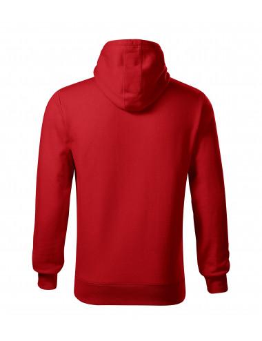 2Adler MALFINI Bluza męska Cape 413 czerwony