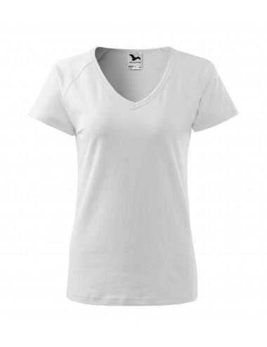 2Adler MALFINI Koszulka damska Dream 128 biały