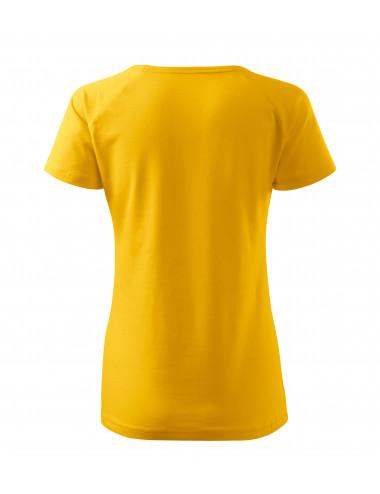 2Adler MALFINI Koszulka damska Dream 128 żółty
