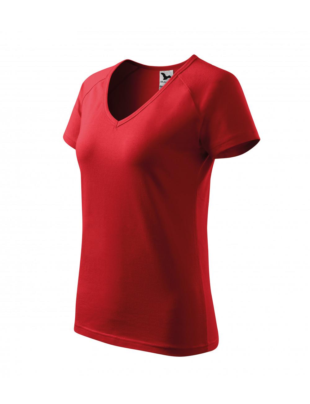 Adler MALFINI Koszulka damska Dream 128 czerwony