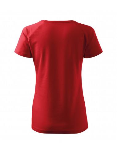 2Adler MALFINI Koszulka damska Dream 128 czerwony