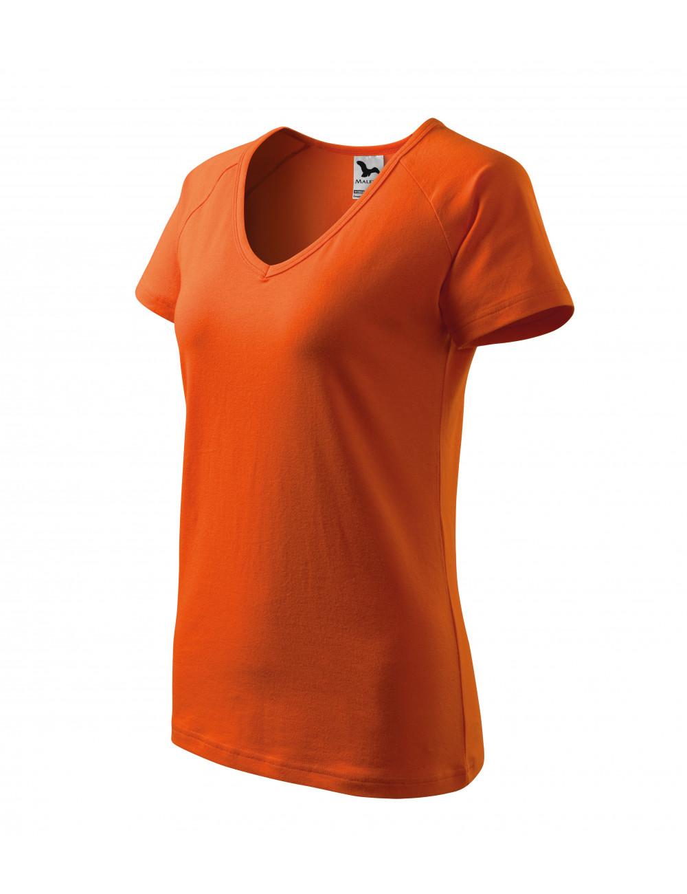 Adler MALFINI Koszulka damska Dream 128 pomarańczowy