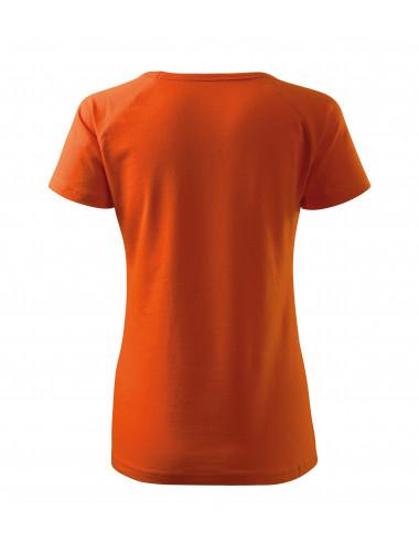 2Adler MALFINI Koszulka damska Dream 128 pomarańczowy