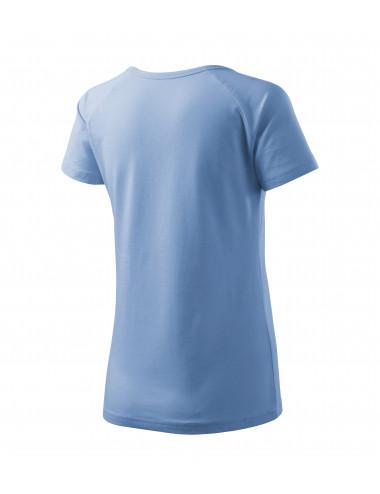 2Adler MALFINI Koszulka damska Dream 128 błękitny