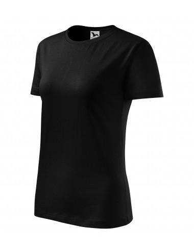 Adler MALFINI Koszulka damska Classic New 133 czarny