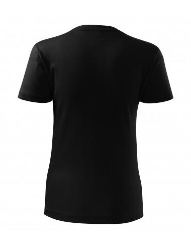 2Adler MALFINI Koszulka damska Classic New 133 czarny