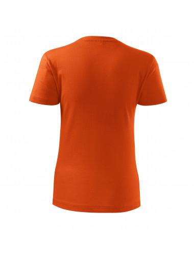 2Adler MALFINI Koszulka damska Classic New 133 pomarańczowy