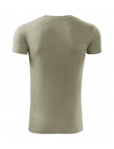 2Adler MALFINI Koszulka męska Viper 143 jasny khaki