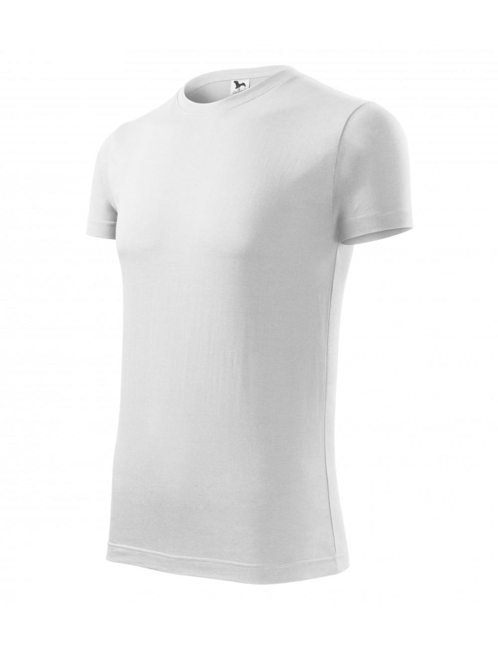 Adler MALFINI Koszulka męska Viper 143 biały