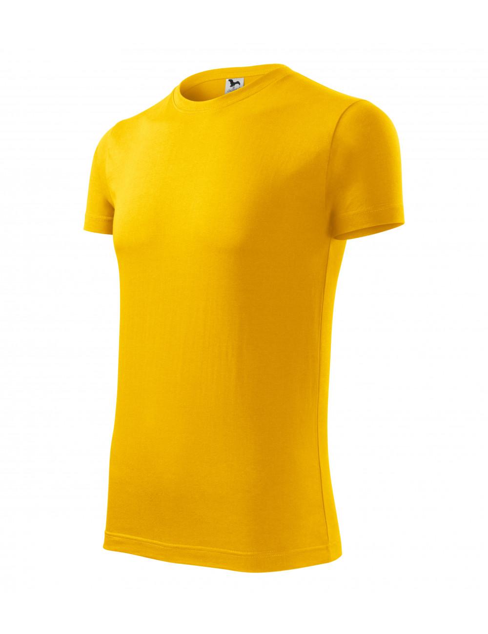Adler MALFINI Koszulka męska Viper 143 żółty