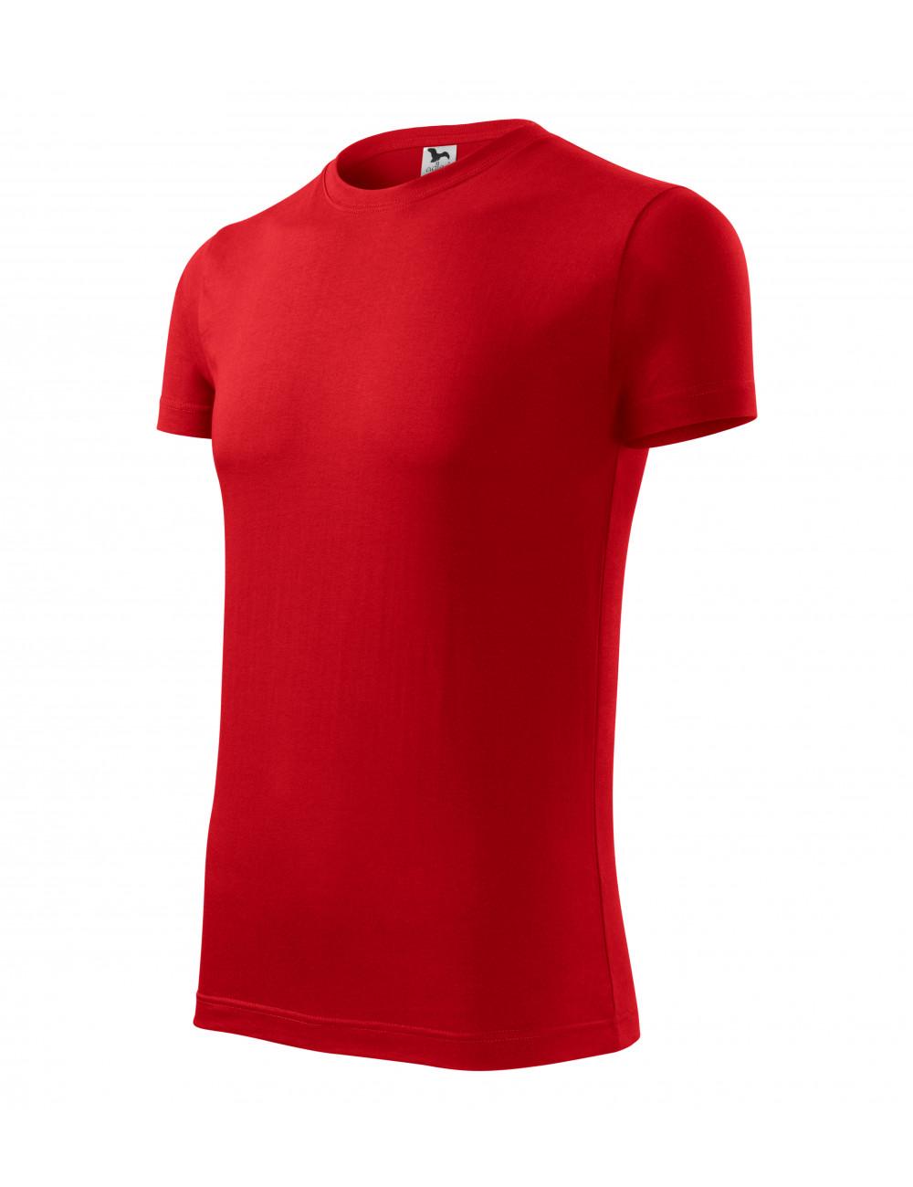 Adler MALFINI Koszulka męska Viper 143 czerwony