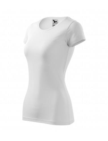 2Adler MALFINI Koszulka damska Glance 141 biały