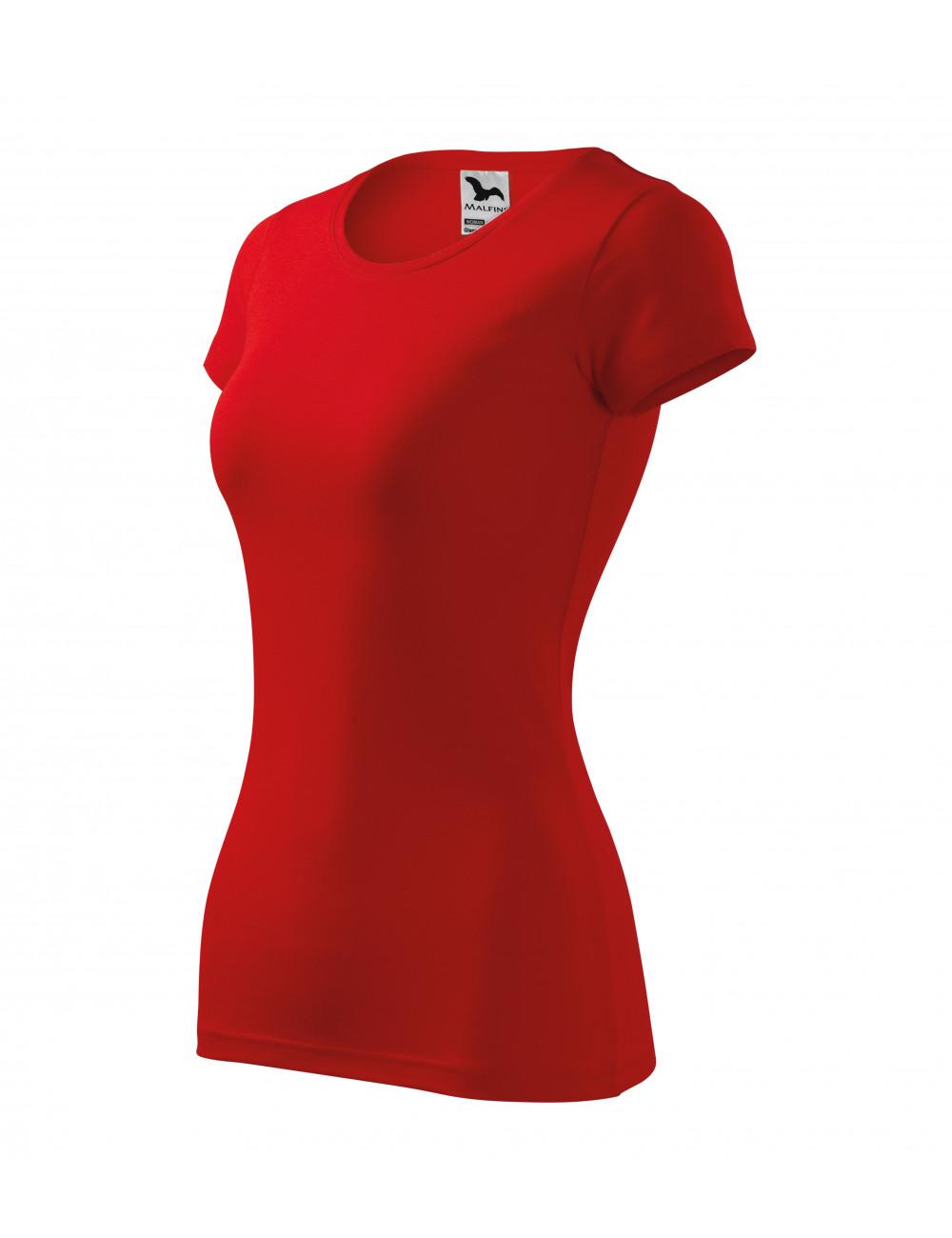 Adler MALFINI Koszulka damska Glance 141 czerwony