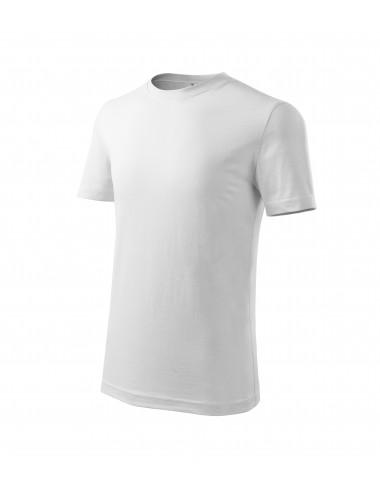 Adler MALFINI Koszulka dziecięca Classic New 135 biały