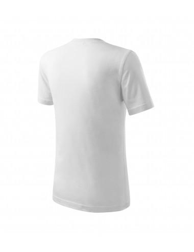 2Adler MALFINI Koszulka dziecięca Classic New 135 biały