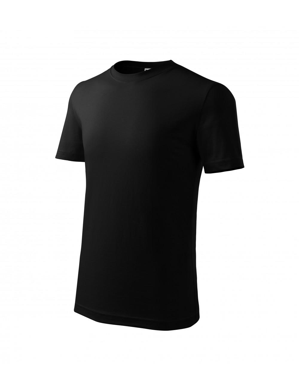 Adler MALFINI Koszulka dziecięca Classic New 135 czarny