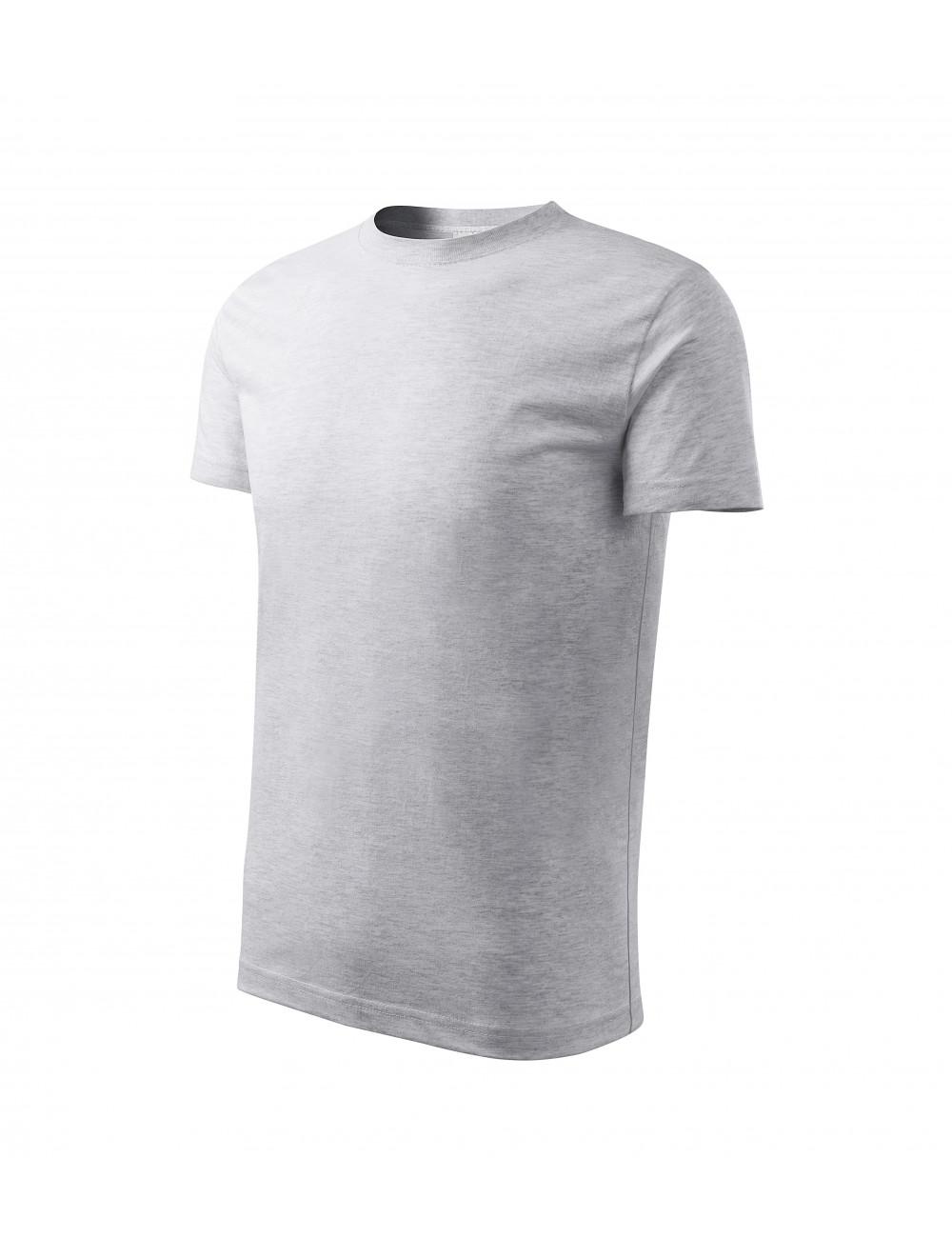 Adler MALFINI Koszulka dziecięca Classic New 135 jasnoszary melanż