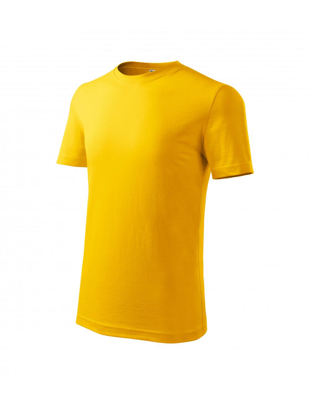 Adler MALFINI Koszulka dziecięca Classic New 135 żółty