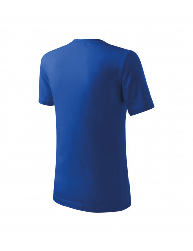2Adler MALFINI Koszulka dziecięca Classic New 135 chabrowy