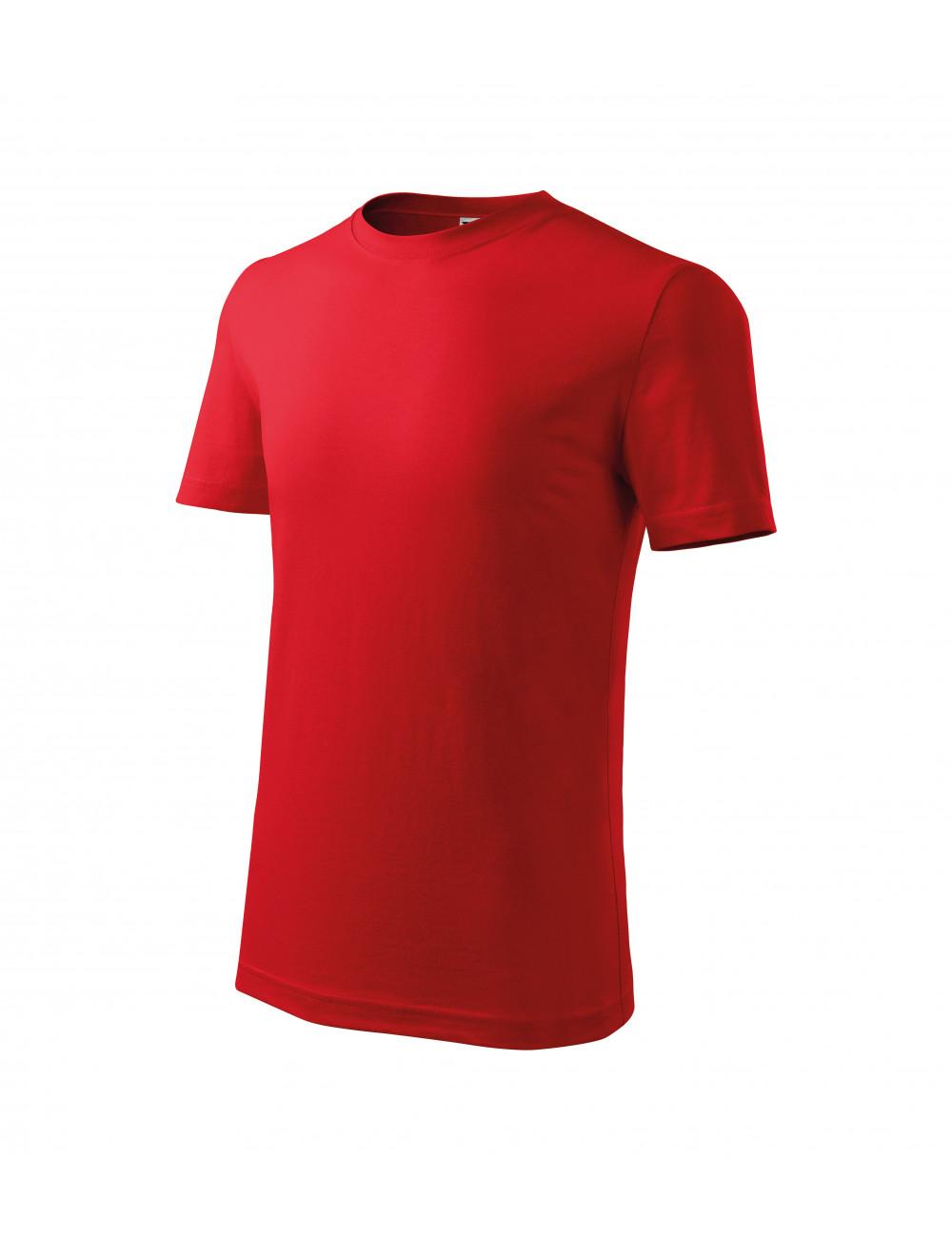 Adler MALFINI Koszulka dziecięca Classic New 135 czerwony