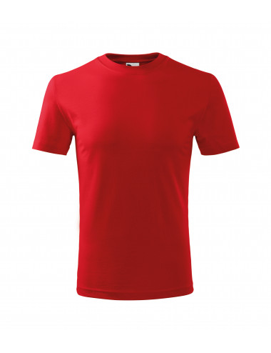 2Adler MALFINI Koszulka dziecięca Classic New 135 czerwony