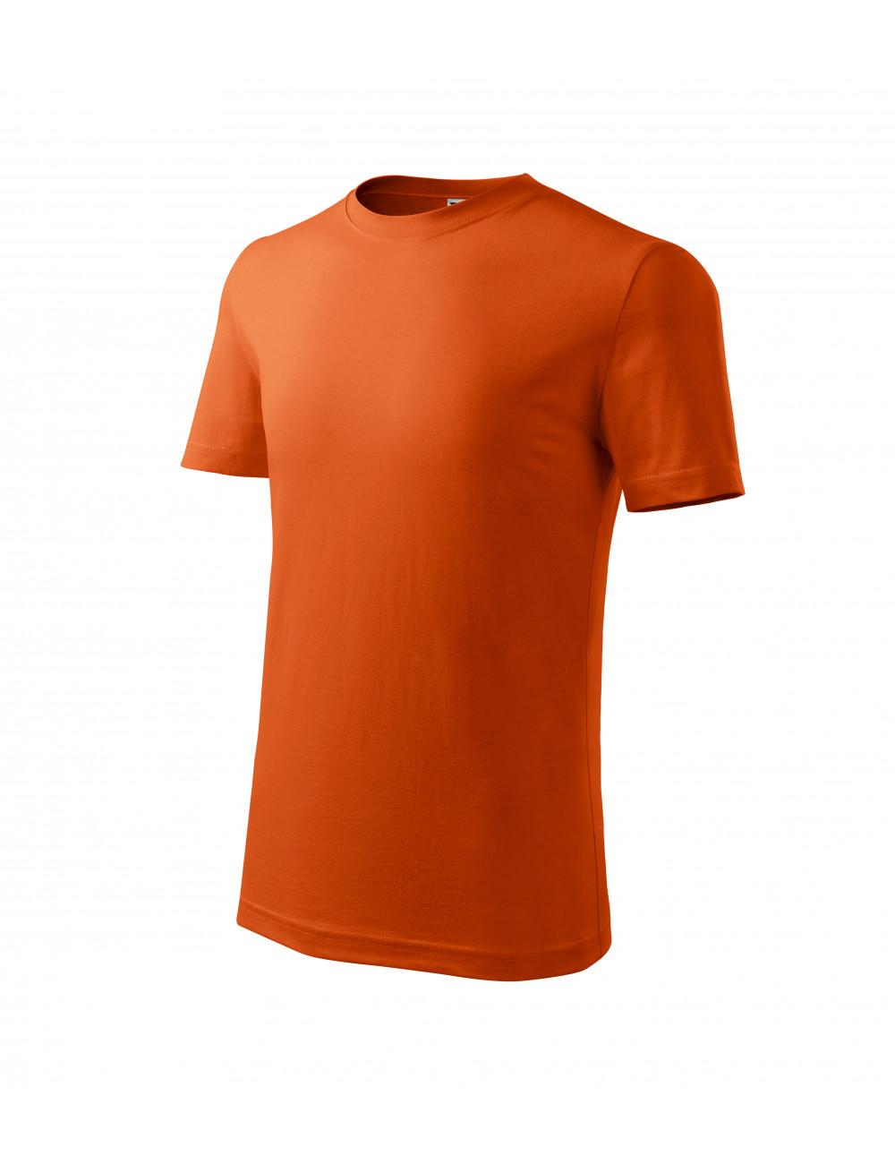 Adler MALFINI Koszulka dziecięca Classic New 135 pomarańczowy