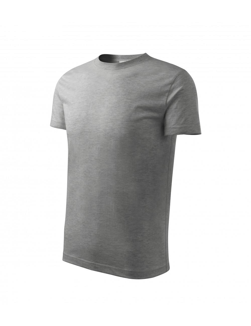 Adler MALFINI Koszulka dziecięca Classic New 135 ciemnoszary melanż