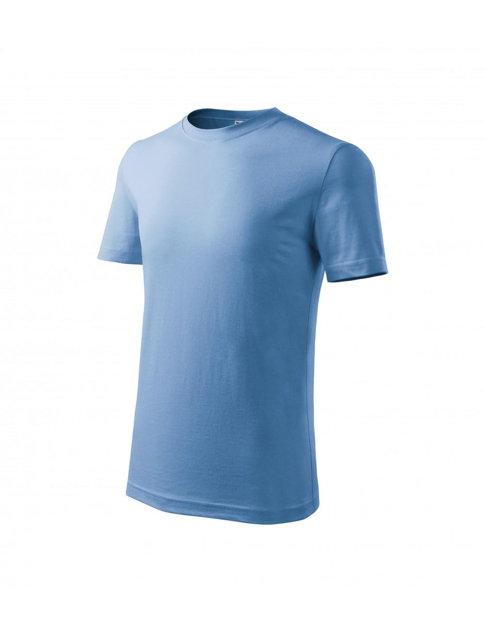 Adler MALFINI Koszulka dziecięca Classic New 135 błękitny