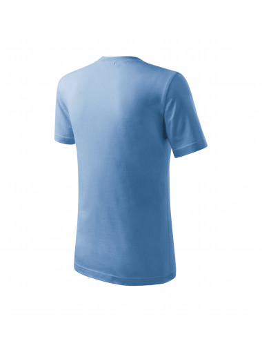 2Adler MALFINI Koszulka dziecięca Classic New 135 błękitny