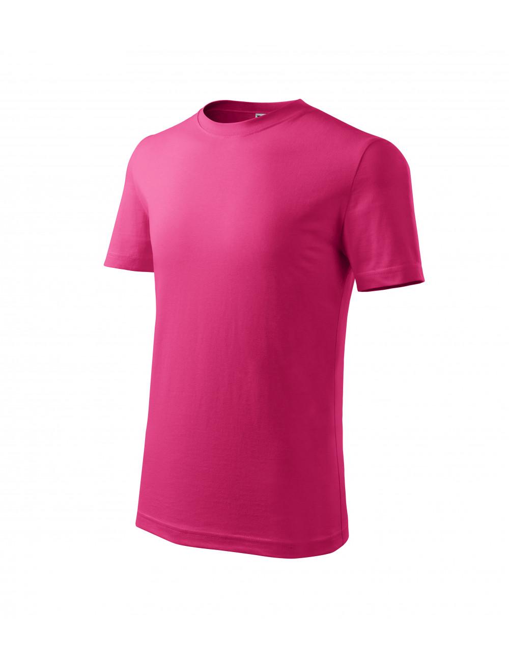 Adler MALFINI Koszulka dziecięca Classic New 135 czerwień purpurowa