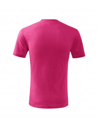 2Adler MALFINI Koszulka dziecięca Classic New 135 czerwień purpurowa