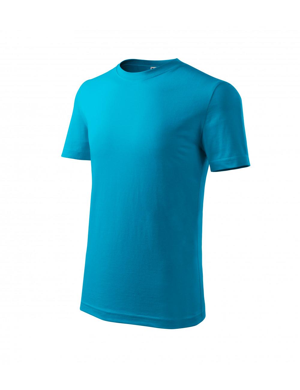 Adler MALFINI Koszulka dziecięca Classic New 135 turkus