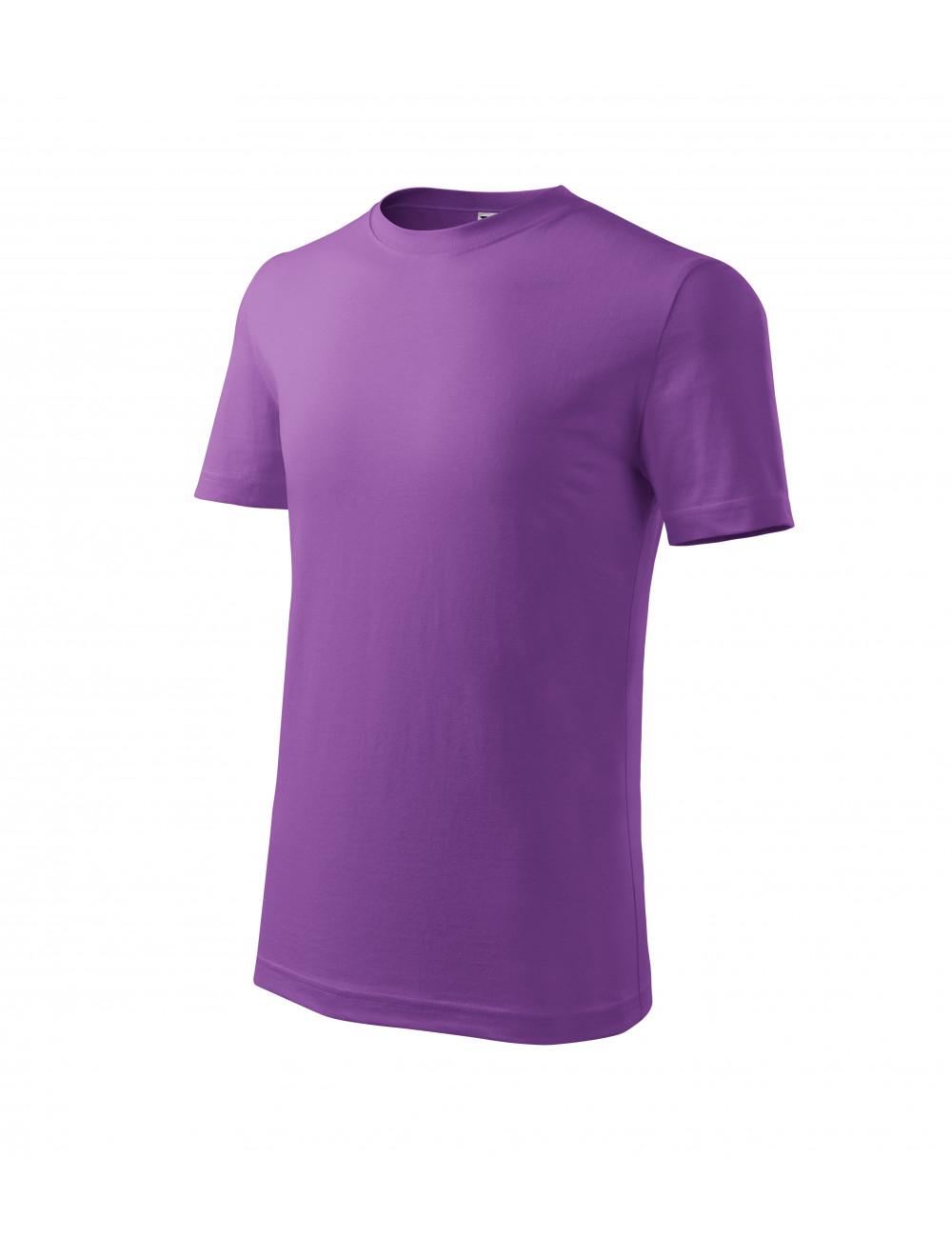 Adler MALFINI Koszulka dziecięca Classic New 135 fioletowy