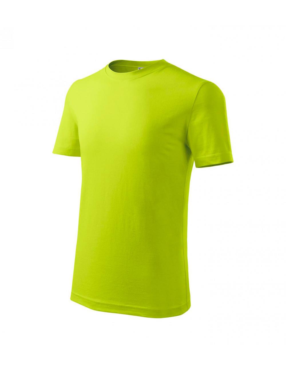 Adler MALFINI Koszulka dziecięca Classic New 135 limetka