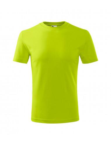 2Adler MALFINI Koszulka dziecięca Classic New 135 limetka