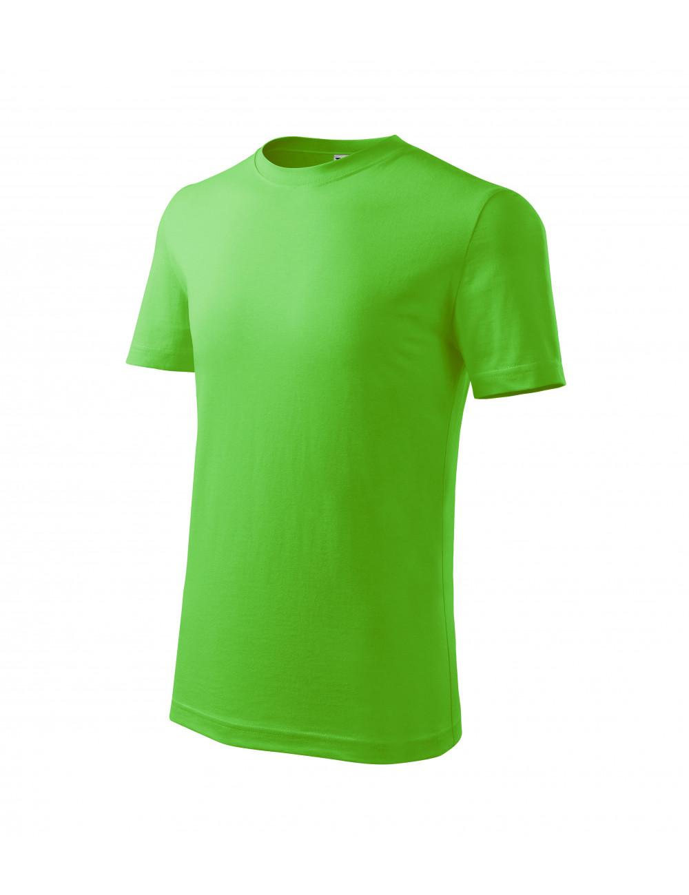 Adler MALFINI Koszulka dziecięca Classic New 135 green apple