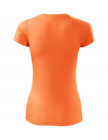 2Adler MALFINI Koszulka damska Fantasy 140 neon mandarine
