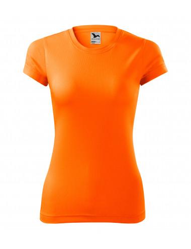 2Adler MALFINI Koszulka damska Fantasy 140 neon orange