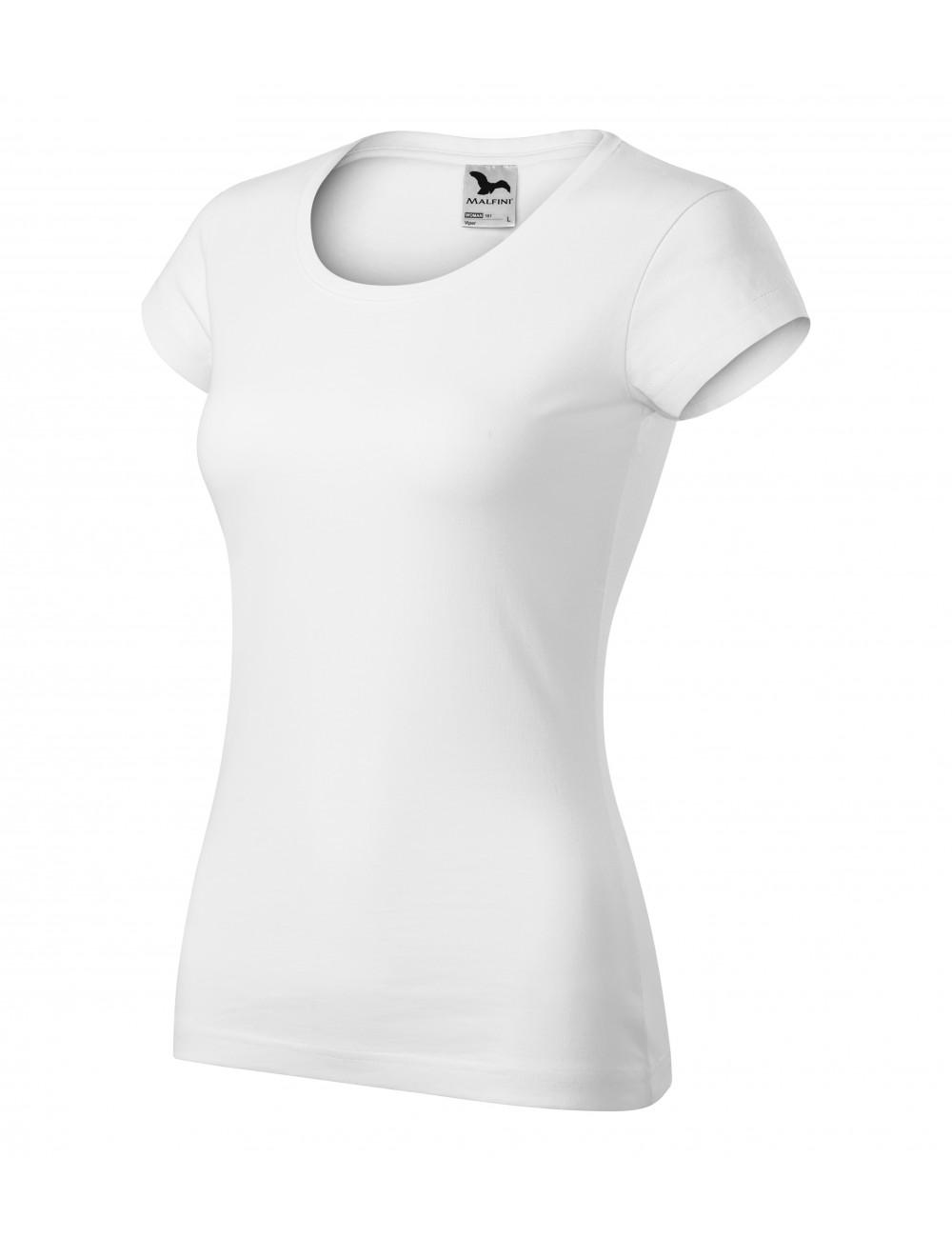 Adler MALFINI Koszulka damska Viper 161 biały