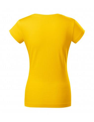 2Adler MALFINI Koszulka damska Viper 161 żółty