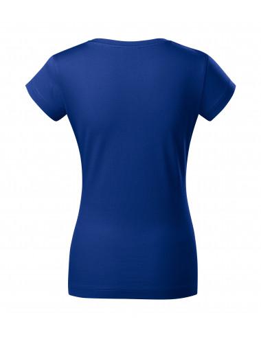 2Adler MALFINI Koszulka damska Fit V-neck 162 chabrowy
