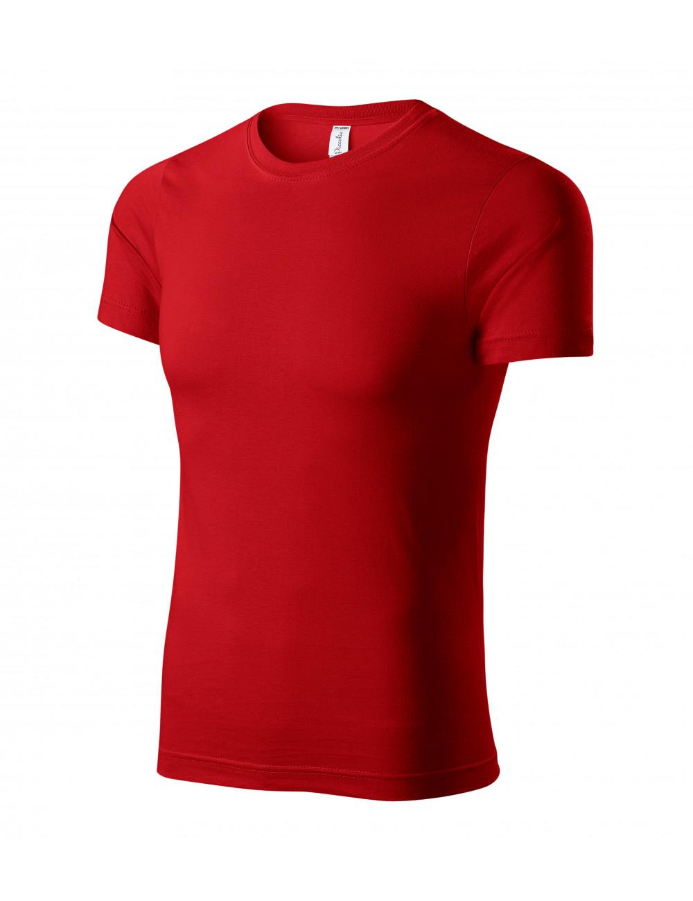 Adler PICCOLIO Koszulka unisex Parade P71 czerwony