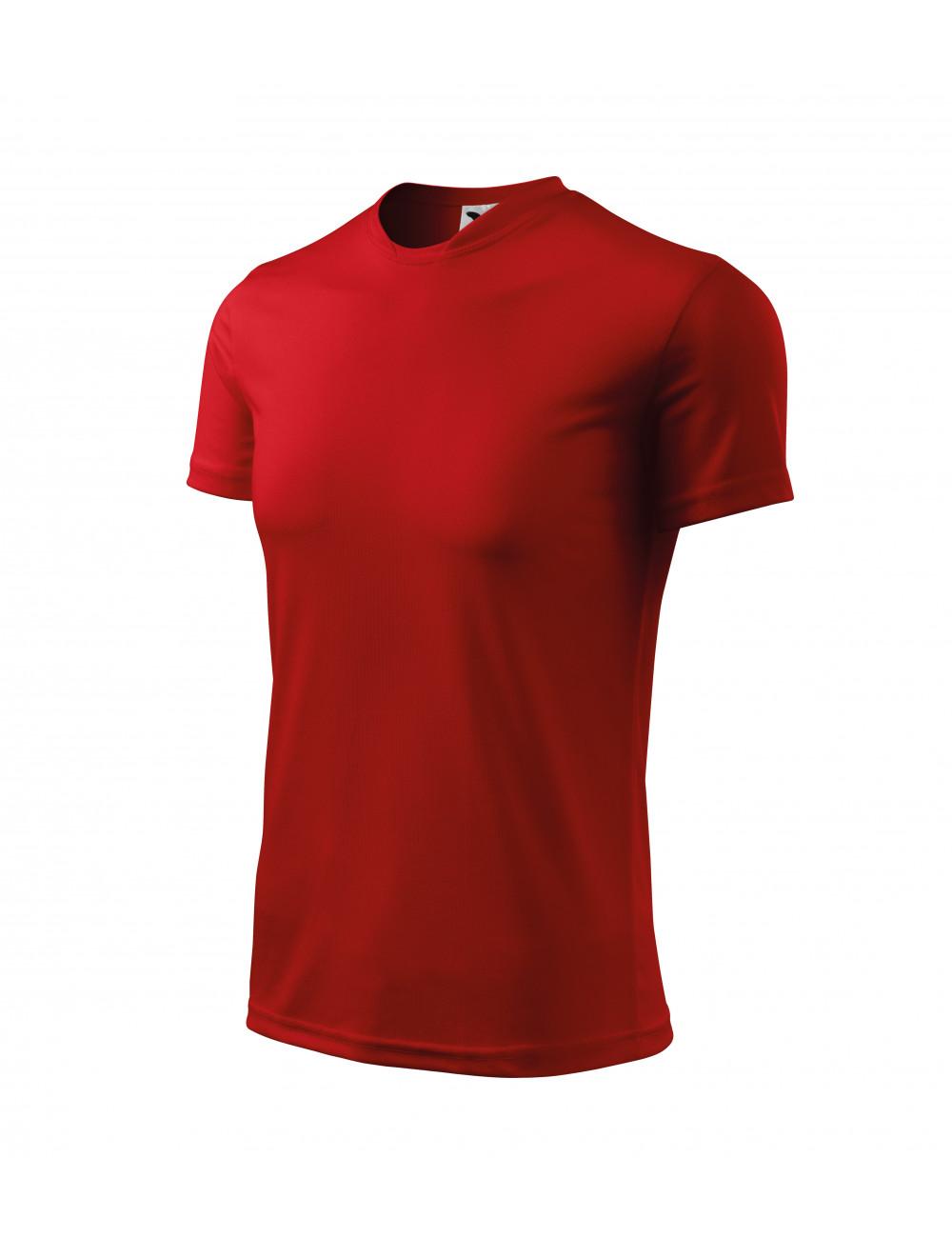 Adler MALFINI Koszulka dziecięca Fantasy 147 czerwony