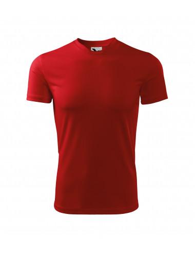 2Adler MALFINI Koszulka dziecięca Fantasy 147 czerwony