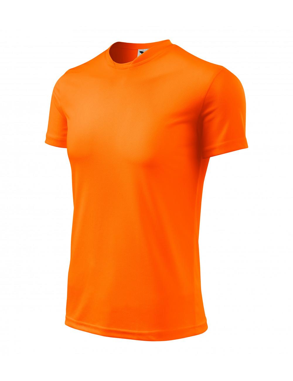 Adler MALFINI Koszulka dziecięca Fantasy 147 neon orange