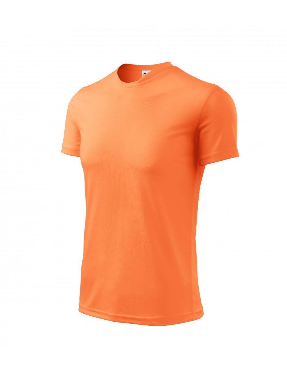 Adler MALFINI Koszulka dziecięca Fantasy 147 neon mandarine