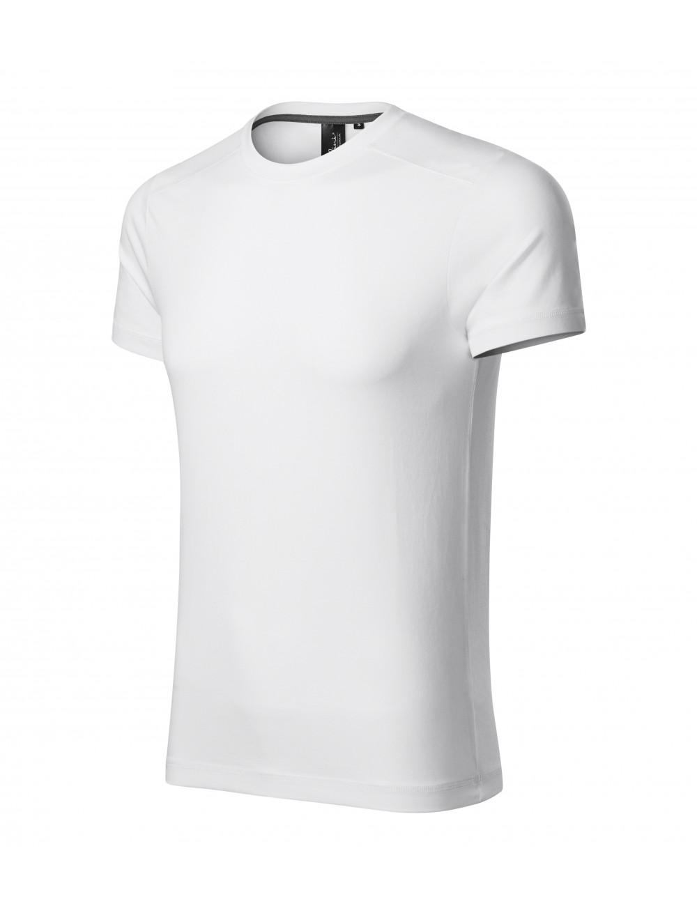 Adler MALFINIPREMIUM Koszulka męska Action 150 biały