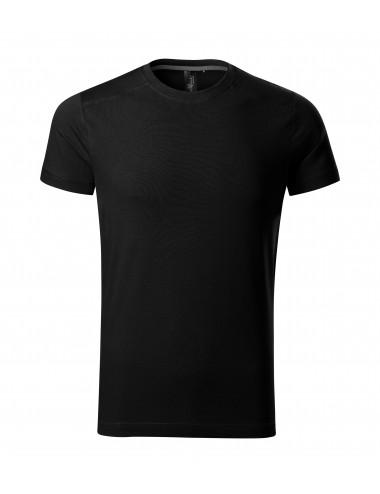 2Adler MALFINIPREMIUM Koszulka męska Action 150 czarny