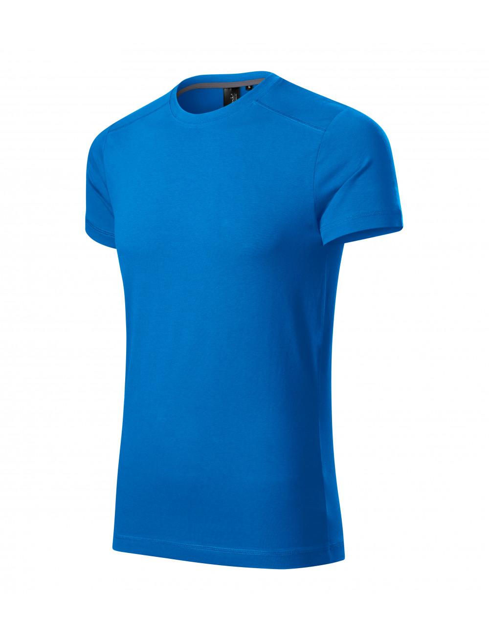 Adler MALFINIPREMIUM Koszulka męska Action 150 snorkel blue