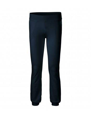 2Adler MALFINI Spodnie dresowe damskie Leisure 603 granatowy